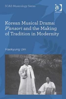 Korean Musical Drama by Haekyung Um