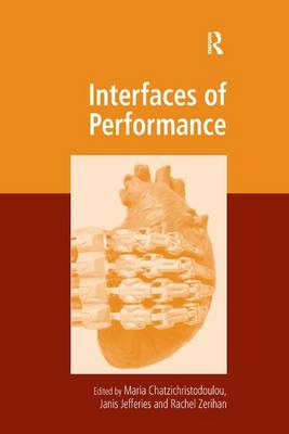 Interfaces of Performance by Ms Maria Chatzichristodoulou
