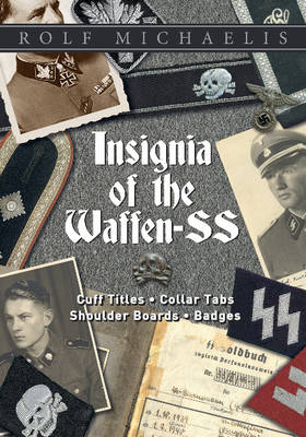 Insignia of the Waffen-SS by Rolf Michaelis