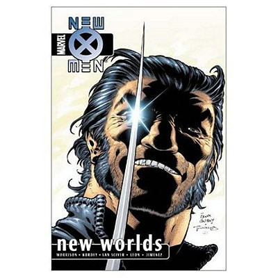 New X-men Vol.3: New Worlds by Grant Morrison