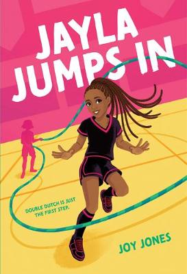 Jayla Jumps in book