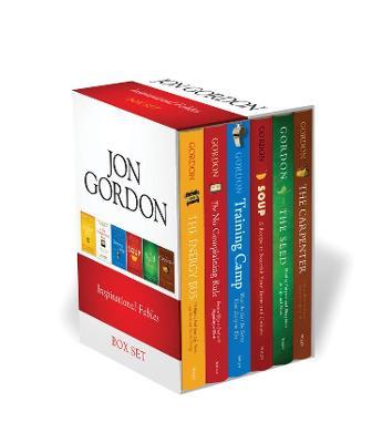 The Jon Gordon Inspirational Fables Box Set book