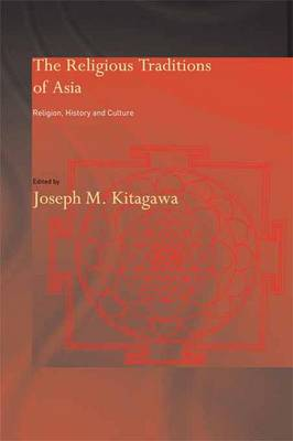 Religious Traditions of Asia book
