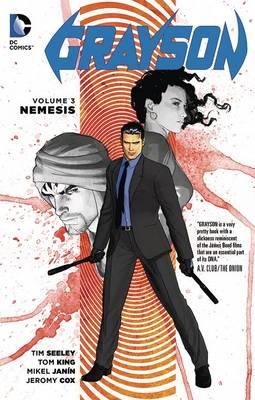 Grayson TP Vol 3 by Tom King