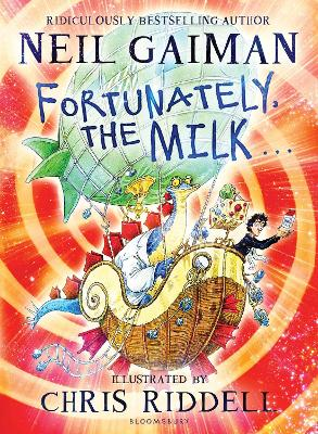 Fortunately, the Milk . . . book