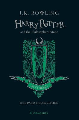 Harry Potter and the Philosopher's Stone - Slytherin Edition by J. K. Rowling