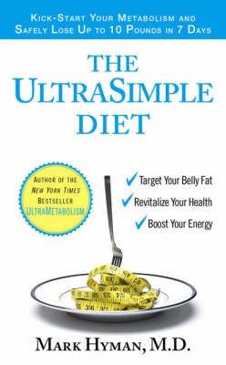The UltraSimple Diet by Mark Hyman