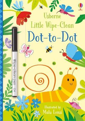 Little Wipe-Clean Dot-to-Dot by Kirsteen Robson