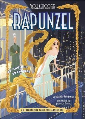 Rapunzel by Michele Jakubowski