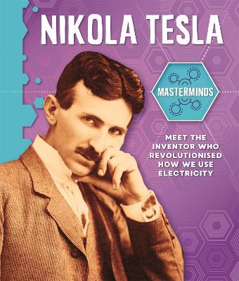 Nikola Tesla by Izzi Howell