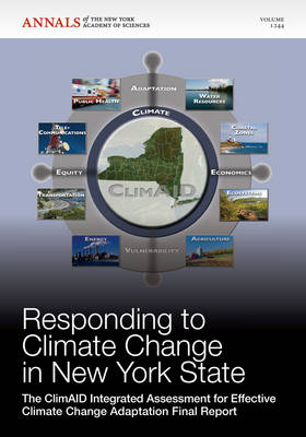 Responding to Climate Change in New York State by Editorial Staff of Annals of the New York Academy of Sciences