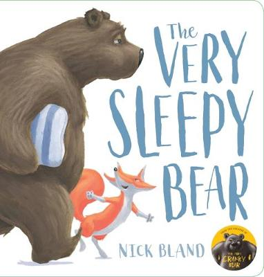 The Very Sleepy Bear by Nick Bland