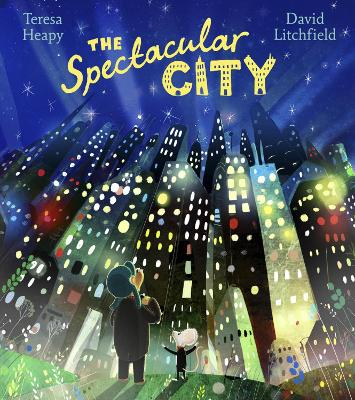 Spectacular City book