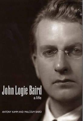 John Logie Baird by Antony Kamm