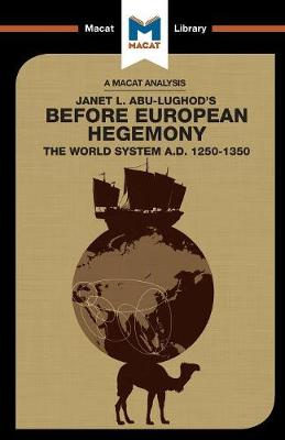 Before European Hegemony by William R Day