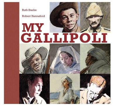 My Gallipoli book