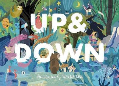 Up n' Down book