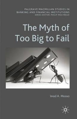 Myth of Too Big To Fail book