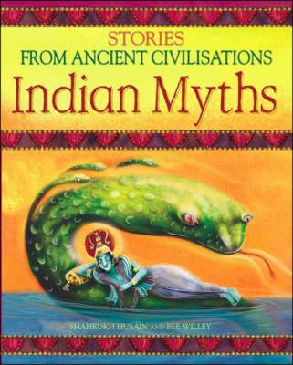 Indian Myths book