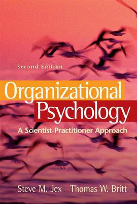 Organizational Psychology book