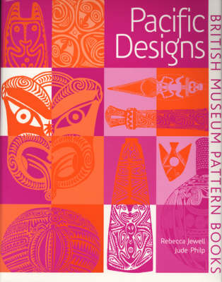 Pacific Designs (Pattern Books) by Rebecca Jewell