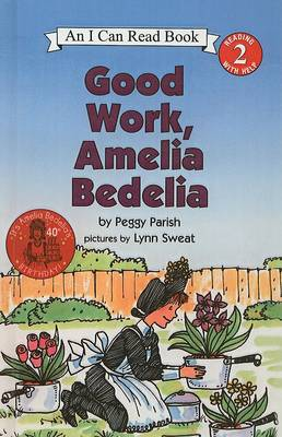 Good Work, Amelia Bedelia book