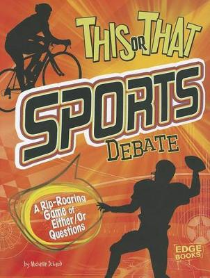 This or That Sports Debate book