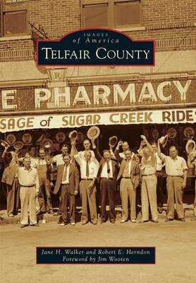 Telfair County by Jane H Walker