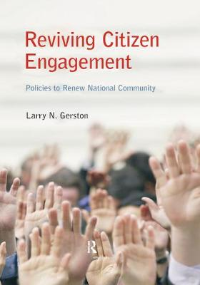 Reviving Citizen Engagement by Larry N. Gerston