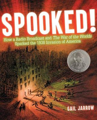 Spooked! book