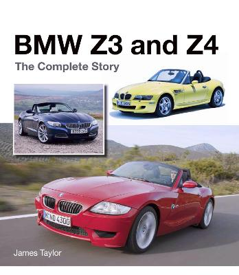 BMW Z3 and Z4 by James Taylor