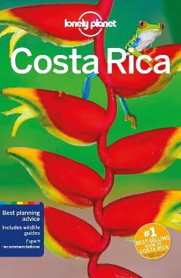 Lonely Planet Costa Rica book