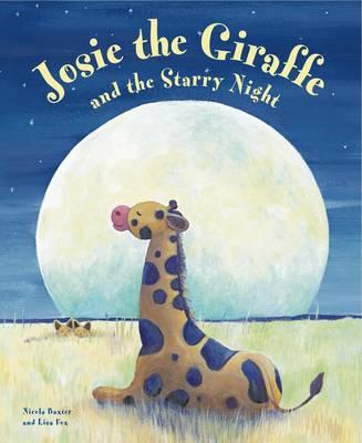 Josie the Giraffe and the Starry Night book