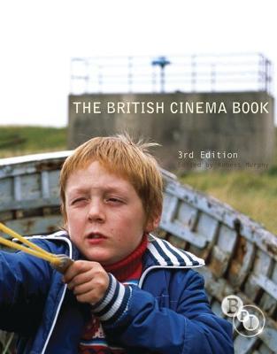 British Cinema Book by Robert Murphy