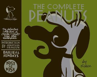 Complete Peanuts 1957-1958 book