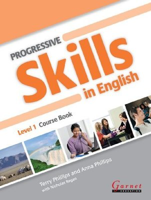 Progressive Skills in English - Course Book - Level 1 - WithDVD and Audio CDs book