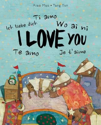 I Love You by Xiao Mao