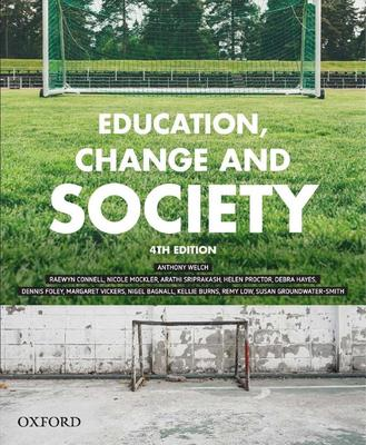 Education, Change and Society book
