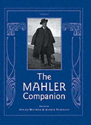 Mahler Companion by Donald Mitchell