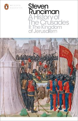A History of the Crusades II by Steven Runciman