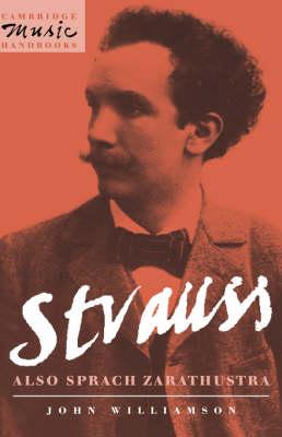 Strauss: Also sprach Zarathustra book