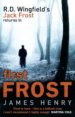 First Frost book
