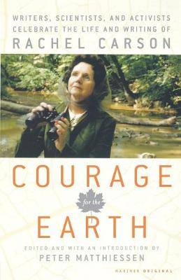 Courage for the Earth book