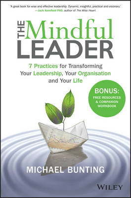Mindful Leader by Michael Bunting