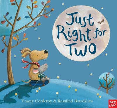Just Right For Two by Tracey Corderoy