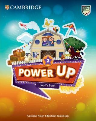 Power Up Level 2 Pupil's Book book