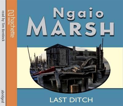 Last Ditch book