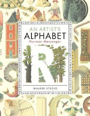 Artist's Alphabet by Norman Messenger