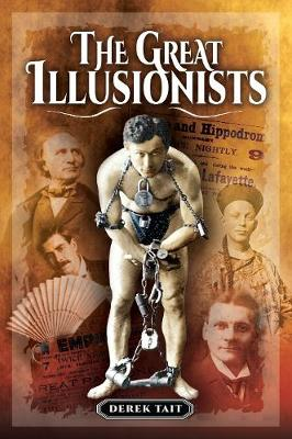 Great Illusionists book