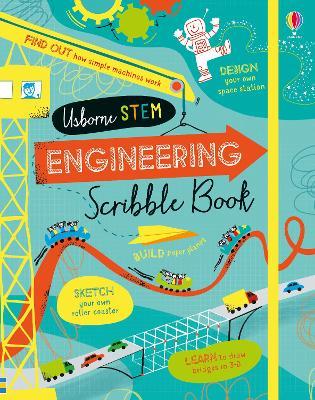 Engineering Scribble Book book